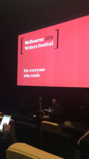 Phillipe Sands @ Melbourne Writers Festival 2016